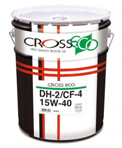 CROSS ECO DH-2 15W40